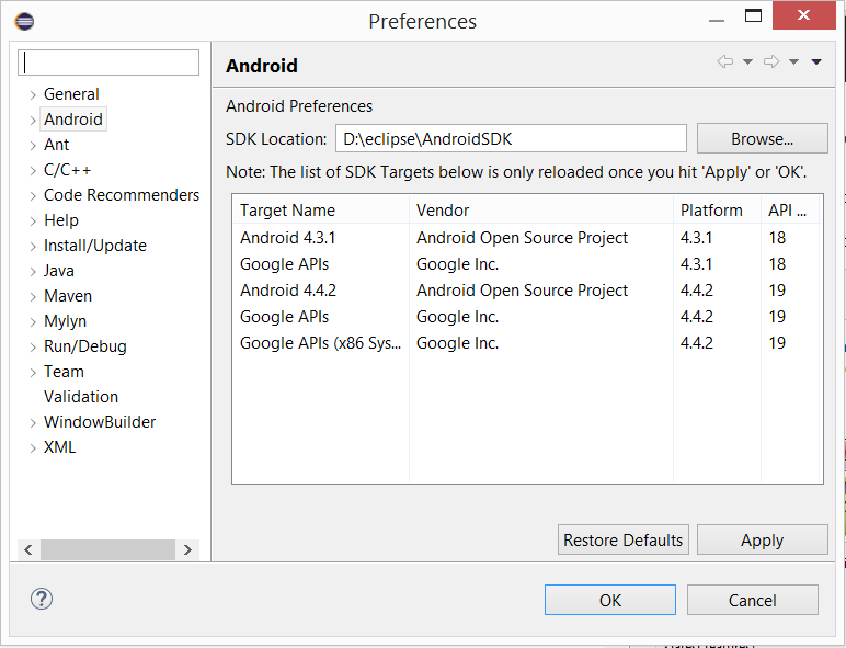 how to install eclipse plugin manually